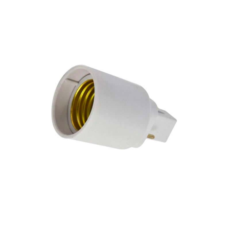 Adapter/converter for G24 and E27 bulbs